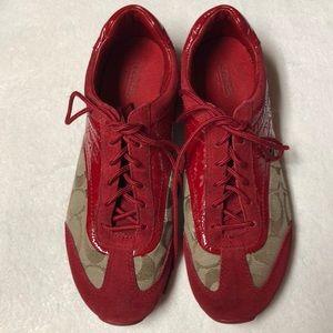 Coach Ladies Shoes Size 9M